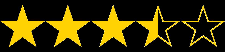 3-half star